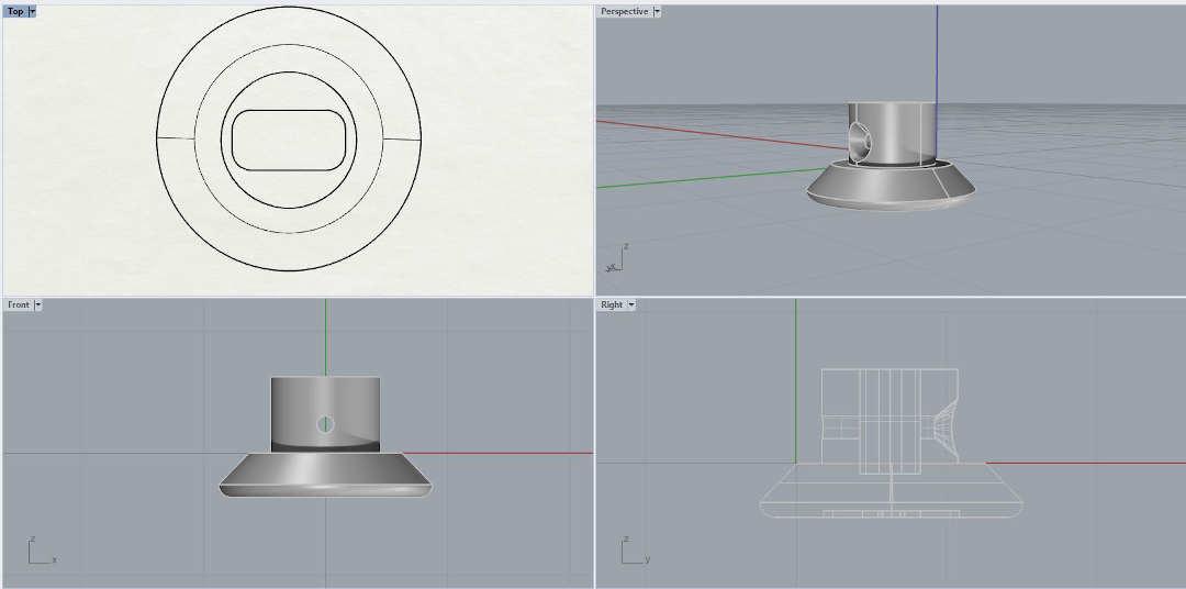 Boat Plug: CAD File of a Boat Plug