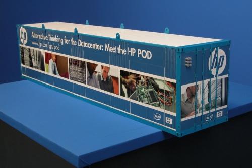 HP Server POD