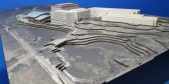 Charles Schwab Corporate Headquarters: Topographical Model
